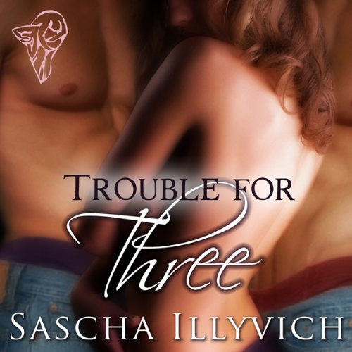 Trouble for Three cover art