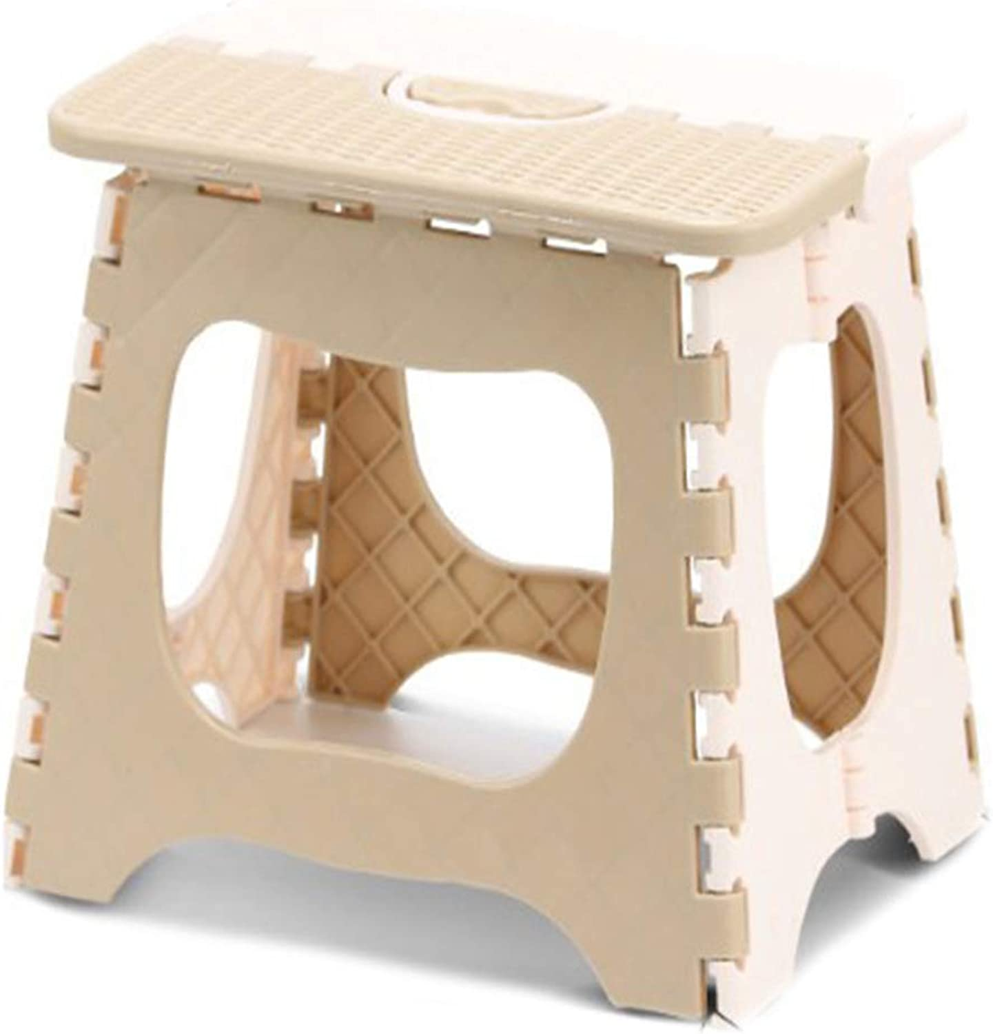 Folding Step Stool,Ideal for Kids and Adults Non-Slip (29  23  23.5cm) Pink