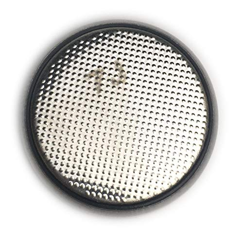 Girafus Knopfzellen-Akku 4xLIR-2025 Knopfbatterien Wiedeaufladbar 3.7 V / 45mAh /Ersetzt CR-2025 Knopfzellenbatterie- Button Cell für zB.: Mainboard, Taschenrechner, Fahrradcomputer, Tan Generator