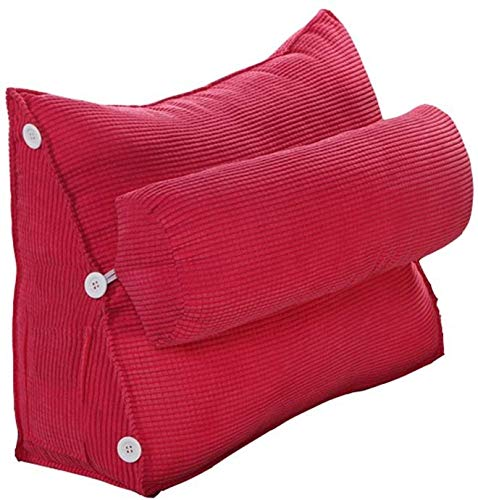 YLCJ kussen Triango, kussen, matras, sofa, kantoor, thuis, Usato, taille (kleur: F, maat: 45 x 50 x 22 cm)