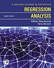 A Second Course in Statistics: Regression Analysis (8th Edition)