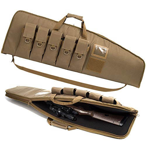 SW SOWLAND Soft Rifle-Case Padded Gun-Cases Tactical Bags -...