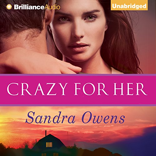 Crazy for Her     A K2 Team Novel, Book 1              By:                                                                                                                                 Sandra Owens                               Narrated by:                                                                                                                                 Amy McFadden,                                                                                        Mikael Naramore                      Length: 9 hrs and 10 mins     20 ratings     Overall 4.4