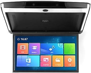 17,3-inch Auto-overhead Neerklapbaar Beeldscherm, 1080P Bluetooth-tv voor Plafondmontage, Ingebouwde Luidspreker, Onderste...