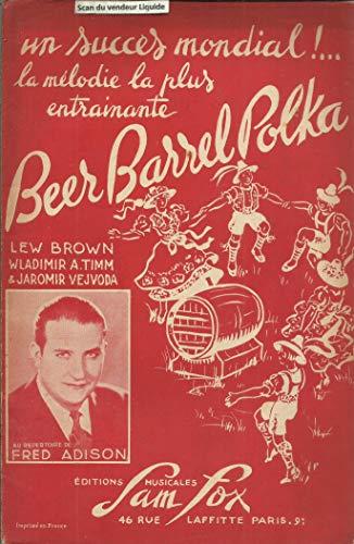 Beer barrel polka - Fox-trot