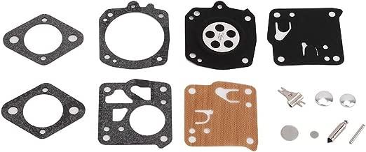 Carburetor Kit,Carburetor Carb Repair Kit Fits for Tillotson Homelite XL-12 Super XL RK-23HS RK23HS RK-23-HS