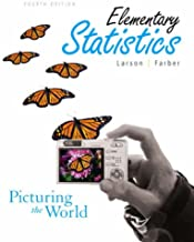 elementary statistics picturing the world 6th edition online