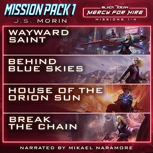 Couverture de Mercy for Hire Mission Pack 1: Missions 1-4