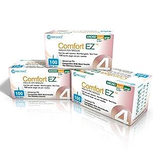 buy  Clever Choice Comfort EZ Insulin Pen Needles,300 ... Diabetes Care