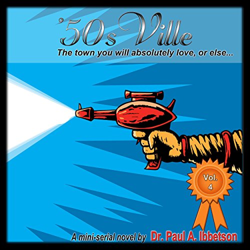 '50sVille: Vol. 4 cover art