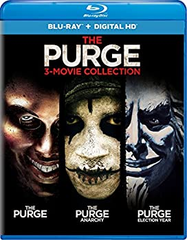 The Purge  3-Movie Collection [Blu-ray]