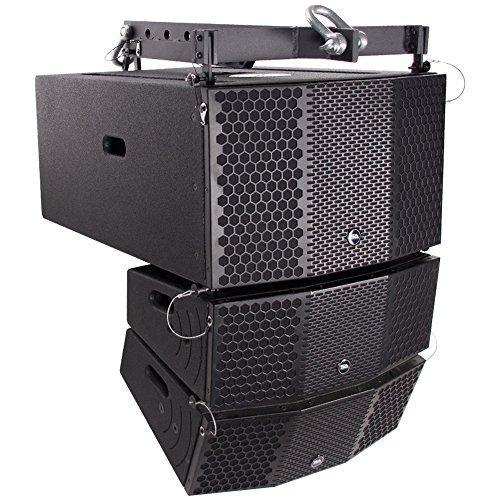 Seismic Audio - CLA-PKG2 - Compact 3x10 Line Array Subwoofer, Pair of...