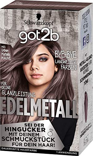 got2b Edelmetall M83 Urban Metallic Mauve, 143 ml