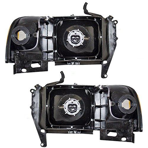 AUTOANDART Driver and Passenger Headlights