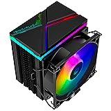 ID-COOLING SE-914-XT ARGB Cooler 131mm Height AM4 CPU Cooler...