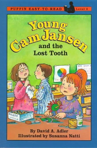 Young CAM Jansen and the Lost Tooth Mystery (Easy-To-Read Young CAM Jansen - Level 2)の詳細を見る