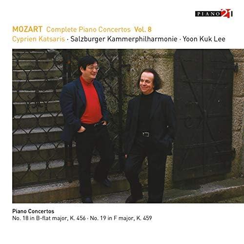 Cyprien Katsaris, Yoon Kuk Lee, Salzburger Kammerphilharmonie