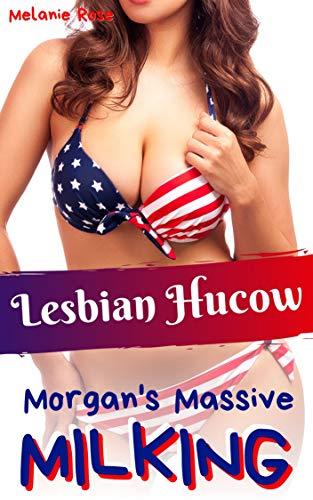 Lesbian Hucow: Morgan's Massive Milking