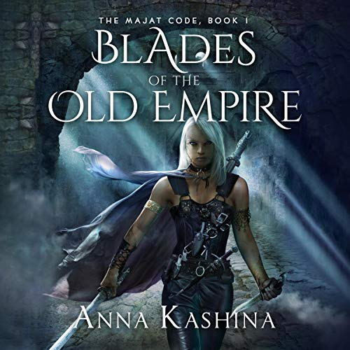 Blades of the Old Empire audiobook cover art
