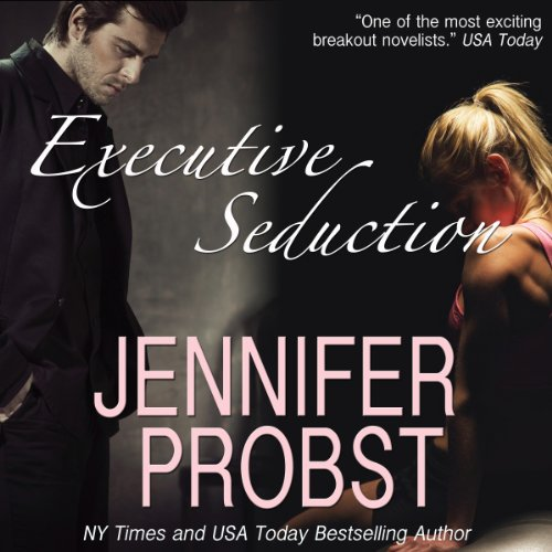 Executive Seduction audiobook cover art
