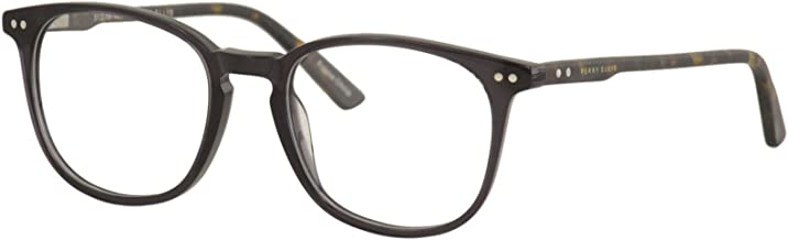 Perry Ellis Men's Eyeglasses PE416 PE/416 3-Charcoal Full Rim Optical Frame 51mm