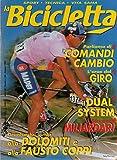 La Bicicletta 138 giugno 1995 Olmo Racing-Sannino Neuron-Vetta Microtech