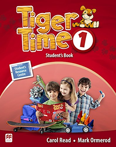Tiger Time Student's Book With Ebook Pack-1