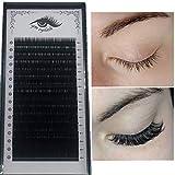 0.15 C MIXed 8-15mm eyelash extensions,Faux mink eyelashes,volume lash extensions,soft mink lashes,silk false eyelashes for makeup
