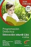 Programación didáctica y unidad didáctica para un centro rural agrupado (CRA) (Cuerpo De Maestros)