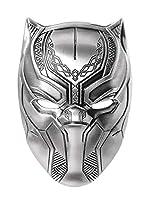 MARVEL (マーベル) Black Panther Head (ブラックパンサー) Pewter Lapel Pin (ラペルピン) [並行輸入品]