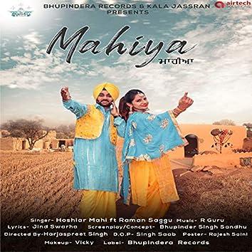 Mahiya (feat. Raman Saggu)