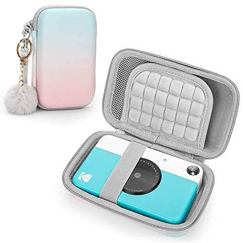 Estuche para KODAK Printomatic / Mini 2 / Smile & Polaroid Snap / Snap Touch, funda protectora de bolsa dura de EVA (degradado)