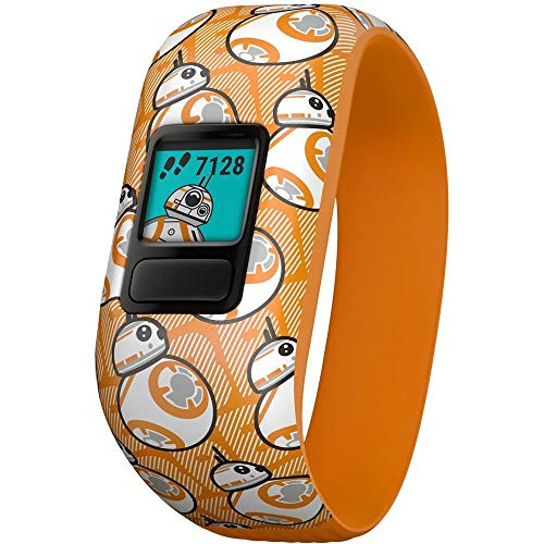 Garmin vívofit jr 2, Kids Fitness/Activity Tracker, Star Wars BB-8, 1-year Battery Life (Renewed)