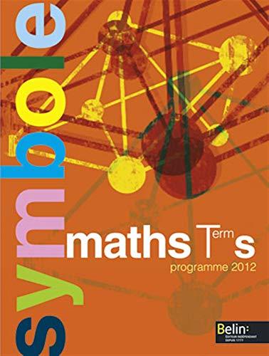 Maths - Terminale S (spécifique): Manuel élève