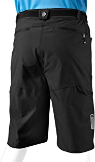 AERO|TECH|DESIGNS Men's Multi-Sport Shorts in stretch woven with zippered cargo pockets