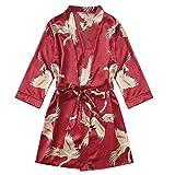 Nachtwäsche Damen Nachthemd Stillen Nachthemd Damen Schlafanzughose Damen Nachthemd Ärmellos Damen Nachthemd Disney Nachthemd Mädchen (F1-rot,XXXXL)