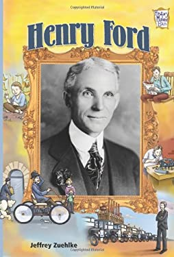 Henry Ford (History Maker Bios)