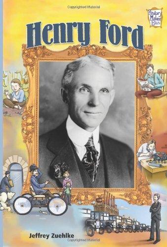 Henry Ford (History Maker Bios)