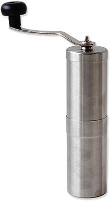 手挽きセラミックコーヒーグラインダーステンレス鋼調整可能なコーヒー豆ミルシンプルクリーンキッチン用品