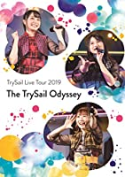 """TrySail Live Tour 2019""""The TrySail Odyssey"""" (初回生産限定盤) (Blu-ray) (特典なし)"""