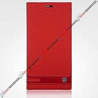 Sony Xperia XA1 Kılıf (G3121) Kapaklı Elite Serisi + XPERIA XA1 Kırılmaz Cam Koruyucu