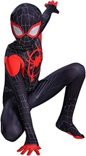black spiderman suit for kids