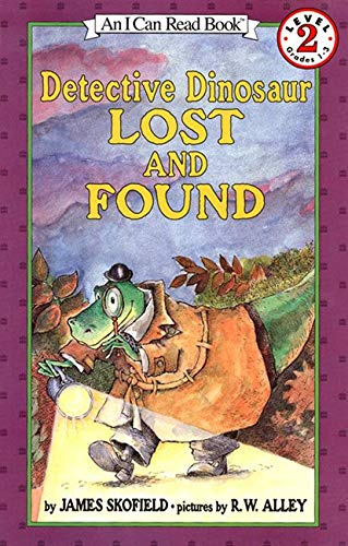 Detective Dinosaur Lost and Found (I Can Read Level 2, 1)の詳細を見る