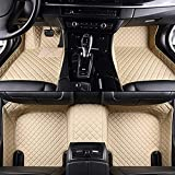 DYBANP Alfombrillas para Coche, para Suzuki SX4 Sedan 2011-2016, Alfombrillas para Suelo de Coche, Alfombrillas para Cubierta, Accesorios para Coche