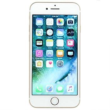 Apple iPhone 7 128GB Gold - Fully Unlocked  Renewed