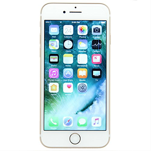 Apple iPhone 7, 128GB, Gold - Fully Unlocked (Renewed) -  APPH0601-B-RFB