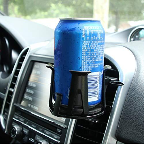 95sCloud Getränkehalter Auto Getränke Ständer Becherhalter Flaschenhalter Auto Wasser Cupholder Einstellbar für Getränkedosen Thermobecher Kaffeetasse,ABS, für Cup Durchmesser innerhalb von 7 cm