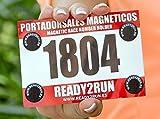 READY2RUN Portadorsales magnéticos Negros
