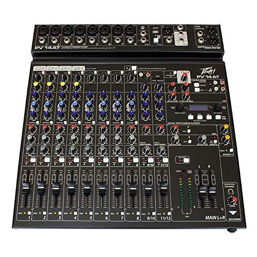 Peavey Mixer PV14 AT (Auto-Tune)