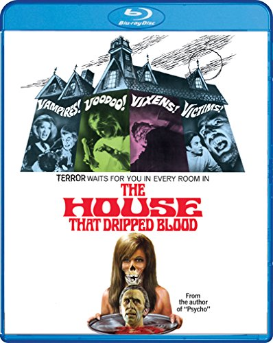 The House That Dripped Blood [Blu-ray]
